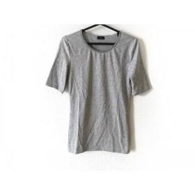 【中古】 ジョセフ JOSEPH 半袖Tシャツ サイズXS メンズ グレー