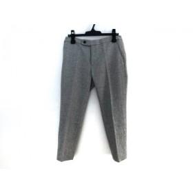 【中古】 ダーマコレクション DAMAcollection パンツ サイズ67-93 レディース 美品 ライトグレー