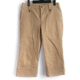 【中古】 バーバリーロンドン Burberry LONDON パンツ サイズ40 L レディース ベージュ
