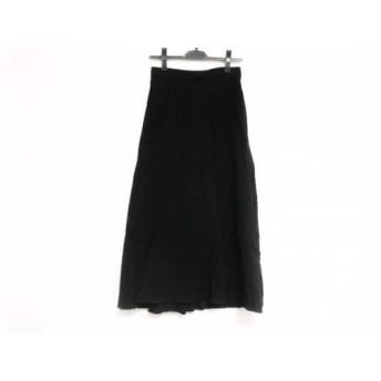 【中古】 バジュラ bajra ロングスカート サイズM レディース 黒