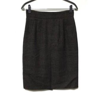 【中古】 ドルチェアンドガッバーナ DOLCE & GABBANA スカート サイズ42 M レディース 美品 チェック柄
