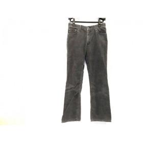 【中古】 ポールスミスジーンズ PaulSmithJEANS パンツ サイズ31 メンズ グレー コーデュロイ