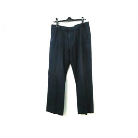 【中古】 バナナリパブリック BANANA REPUBLIC パンツ サイズ33/30 メンズ ネイビー