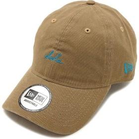 ニューエラ NEWERA ミニ スクリプトロゴ 9THIRTY MINI SCRIPT LOGO HULA キャップ 帽子 クロスストラップ NEW ERA BEIGE ベージュ系  12018996 SS19