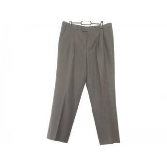 【中古】 ランバン LANVIN パンツ サイズ97 メンズ ダークグレー