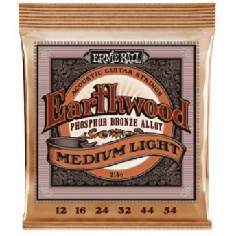 Ernie Ball Earthwood #2146 Medium Light 012-054 アーニーボール フォスファーブロンズ アコギ弦