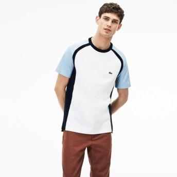 『MADE IN FRANCE』 テクニカルピケ クルーネックTシャツ (半袖)