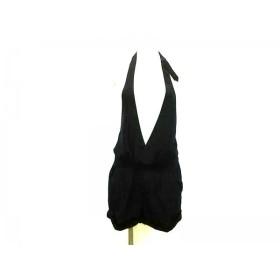 【中古】 ルシェルブルー LE CIEL BLEU パンツ サイズ40 M レディース 黒