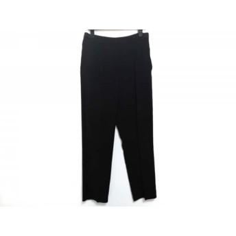 【中古】 エムエムシックス MM6 パンツ サイズ40 XL レディース 黒