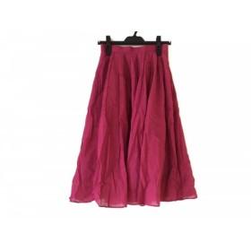 【中古】 マイストラーダ Mystrada スカート サイズ36 S レディース ピンク