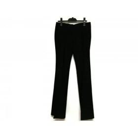 【中古】 セオリー theory パンツ サイズ4 S レディース 美品 黒