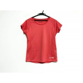 【中古】 スボルメ SVOLME 半袖Tシャツ サイズGS レディース コーラルオレンジ