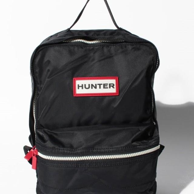 9fc7397919b5 ハンターキッズ オリジナル バックパックレディースブラックメーカー指定サイズ【HUNTER】