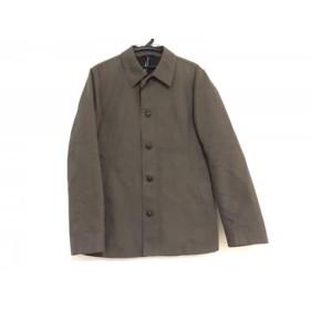 【中古】 ブラックバレットバイニールバレット BLACKBARRETTbyNeil Barrett コート メンズ カーキ 冬物