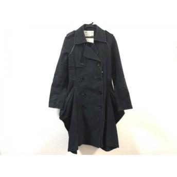 【中古】 JNBY SINCE1994 JNBY SINCE1994 コート サイズL レディース 黒 春・秋物
