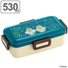 お弁当箱 チップ&デール チップとデール ふんわり弁当箱 1段 530ml キャラクター ( 弁当箱 ランチボックス 食洗機対応 )