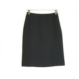 【中古】 アトリエサブ ATELIER SAB スカート サイズ9 M レディース 黒