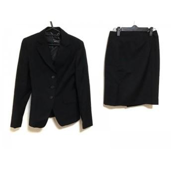 【中古】 ボナジョルナータ BUONA GIORNATA スカートスーツ サイズM M レディース 黒
