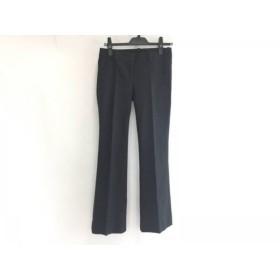 【中古】 セオリー theory パンツ サイズX 0 レディース 黒
