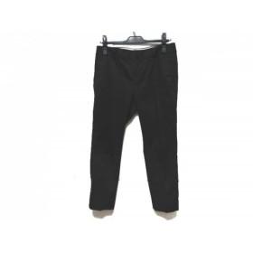 【中古】 バナナリパブリック BANANA REPUBLIC パンツ サイズ4 S レディース 黒