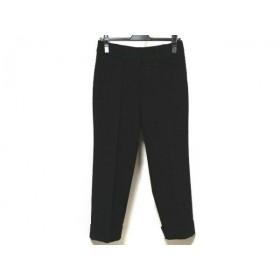 【中古】 コルディア CORDIER パンツ サイズ40 M レディース 黒