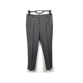 【中古】 セオリー theory パンツ サイズ0 XS レディース グレー