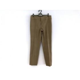 【中古】 ダーマコレクション DAMAcollection パンツ サイズ34-91 レディース ライトブラウン
