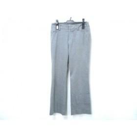 【中古】 ルスーク Le souk パンツ サイズ36 S レディース グレー