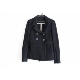 【中古】 ダブルスタンダードクロージング ジャケット サイズ36 S レディース 黒