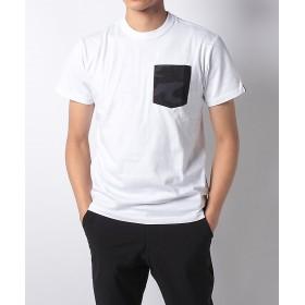 販売主:スポーツオーソリティ タラスブルバ/メンズ/カモフラポケットTシャツ メンズ ホワイト M 【SPORTS AUTHORITY】