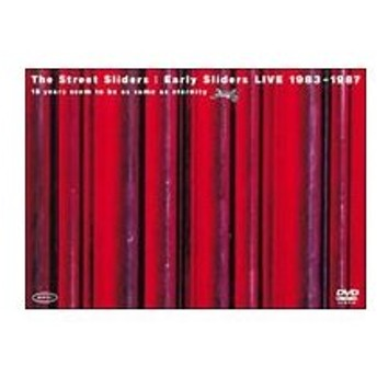 DVD/Early Sliders LIVE 1983−1987