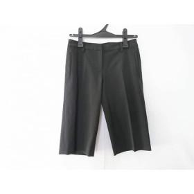 【中古】 フォクシーニューヨーク FOXEY NEW YORK ハーフパンツ サイズ38 M レディース 黒