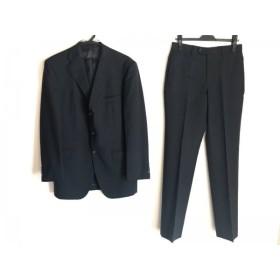【中古】 ビサルノ VISARUNO シングルスーツ サイズ3LL メンズ 黒