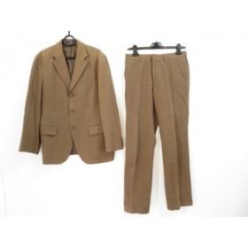 【中古】 ジェイクルー J.CREW シングルスーツ メンズ ライトブラウン シングル