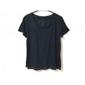 【中古】 バーンヤードストーム BARNYARDSTORM 半袖Tシャツ サイズ1 S レディース ネイビー