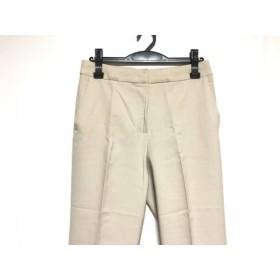 【中古】 マックスマーラ Max Mara パンツ サイズ38 S レディース ベージュ