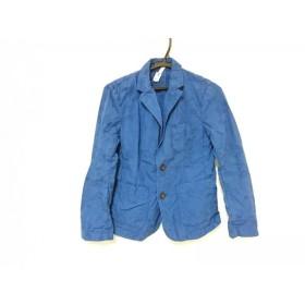 【中古】 ジャーナルスタンダード JOURNALSTANDARD ジャケット サイズ36 S レディース ブルー