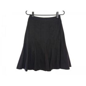 【中古】 ジユウク 自由区/jiyuku スカート サイズ32 XS レディース 黒