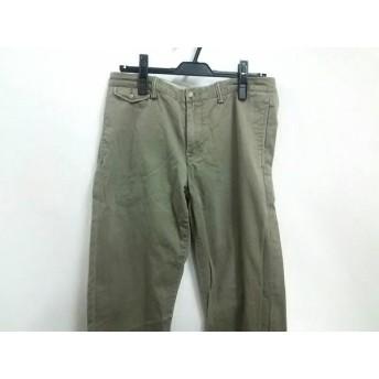 【中古】 ポロラルフローレン POLObyRalphLauren パンツ サイズ6 M レディース ベージュ