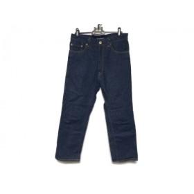 【中古】 マディソンブルー MADISON BLUE パンツ サイズ2 M レディース ネイビー