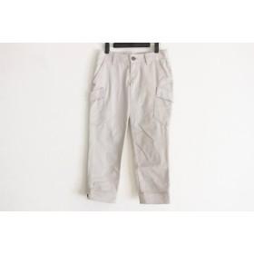 【中古】 バーバリーロンドン Burberry LONDON パンツ サイズ36 M レディース ベージュ