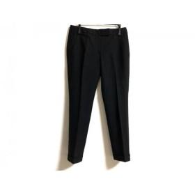 【中古】 セオリー theory パンツ サイズXO XL レディース 黒
