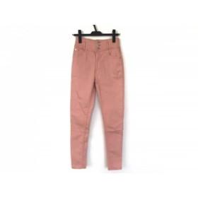 【中古】 ピンキー&ダイアン Pinky & Dianne パンツ サイズ36 S レディース ピンク