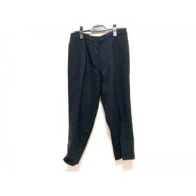 【中古】 レリアン Leilian パンツ サイズ13 L レディース 黒