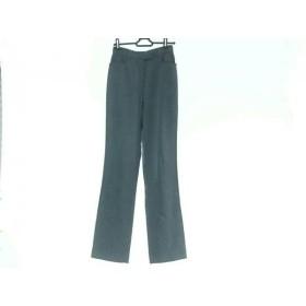 【中古】 ブラーミン BRAHMIN パンツ サイズ38 M レディース ダークグレー