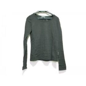 【中古】 アニエスベー agnes b 長袖セーター サイズTu レディース 黒
