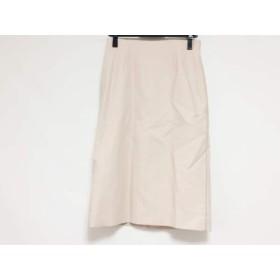 【中古】 マルティニーク martinique ロングスカート サイズ2 M レディース ピンク