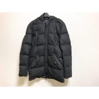 【中古】 デュベティカ DUVETICA ダウンコート サイズ50 XL レディース JACODUE ダークグレー 冬物