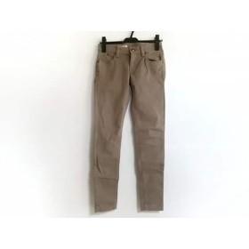 【中古】 ダブルスタンダードクロージング パンツ サイズ36 S レディース ブラウン 36