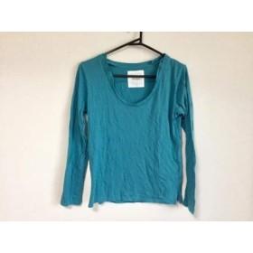 【中古】 ザ ヴァージニア The Virgnia 長袖Tシャツ サイズ9 M レディース グリーン